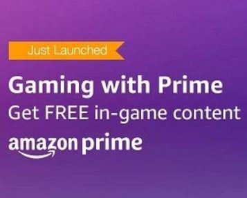 gaming with prime review