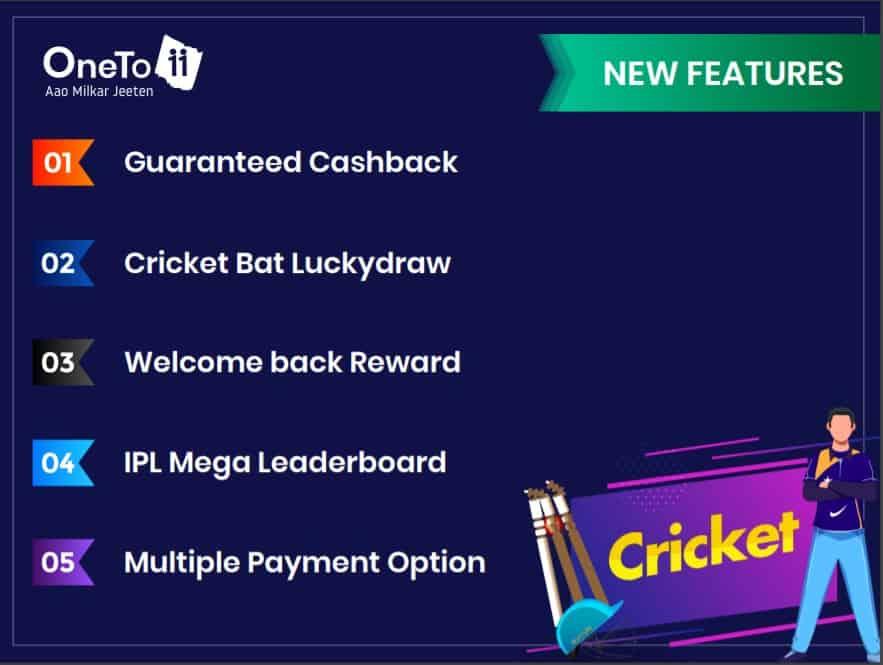Oneto11 app