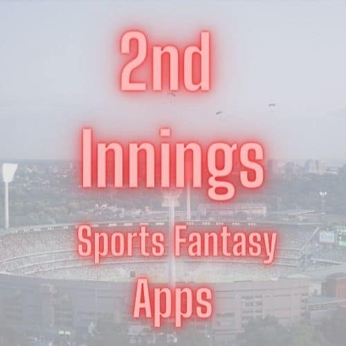 2nd innings sports fantasy apps
