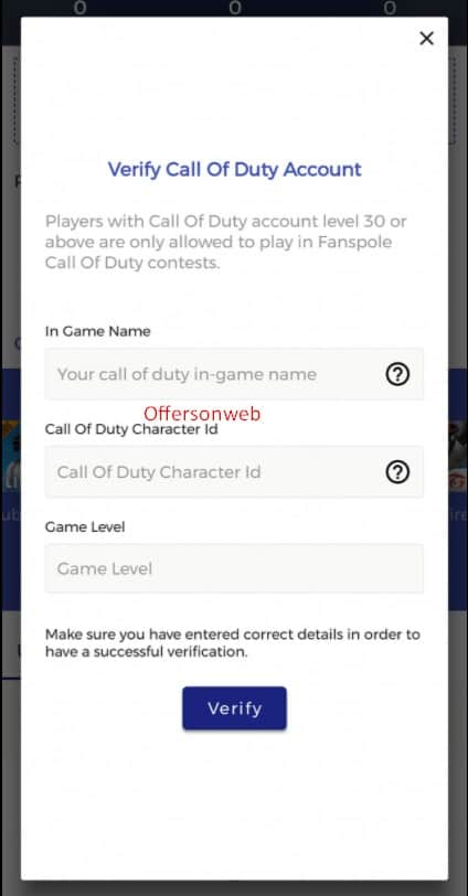 Fanspole app games