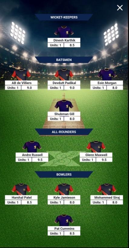 SportzXchange app