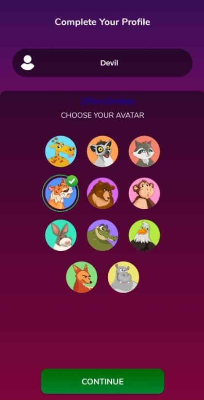 Winzo games referral code