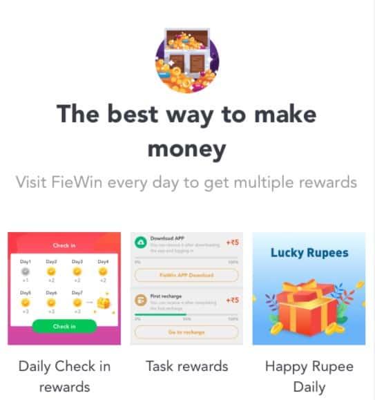 fiewin app